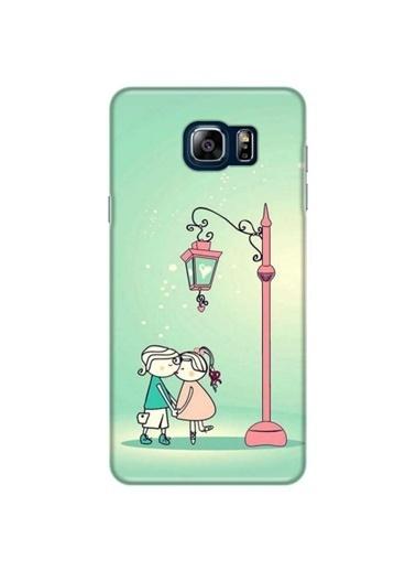 People's Cover Galaxy Note 5 Baskılı Telefon Kılıfı Renkli